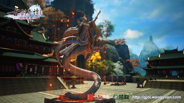 图002天玄教凤凰祠前的女娲雕像.jpg