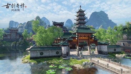 图005古剑世界,处处展现中国传统文化的魅力.jpg